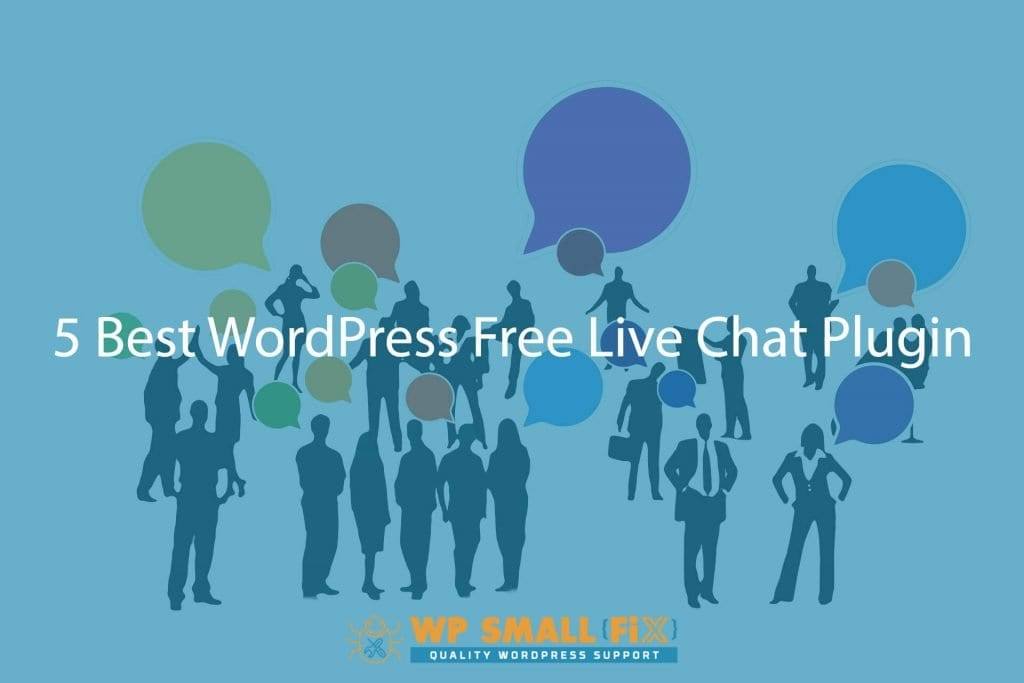 5 Best WordPress Free Live Chat Plugin for you