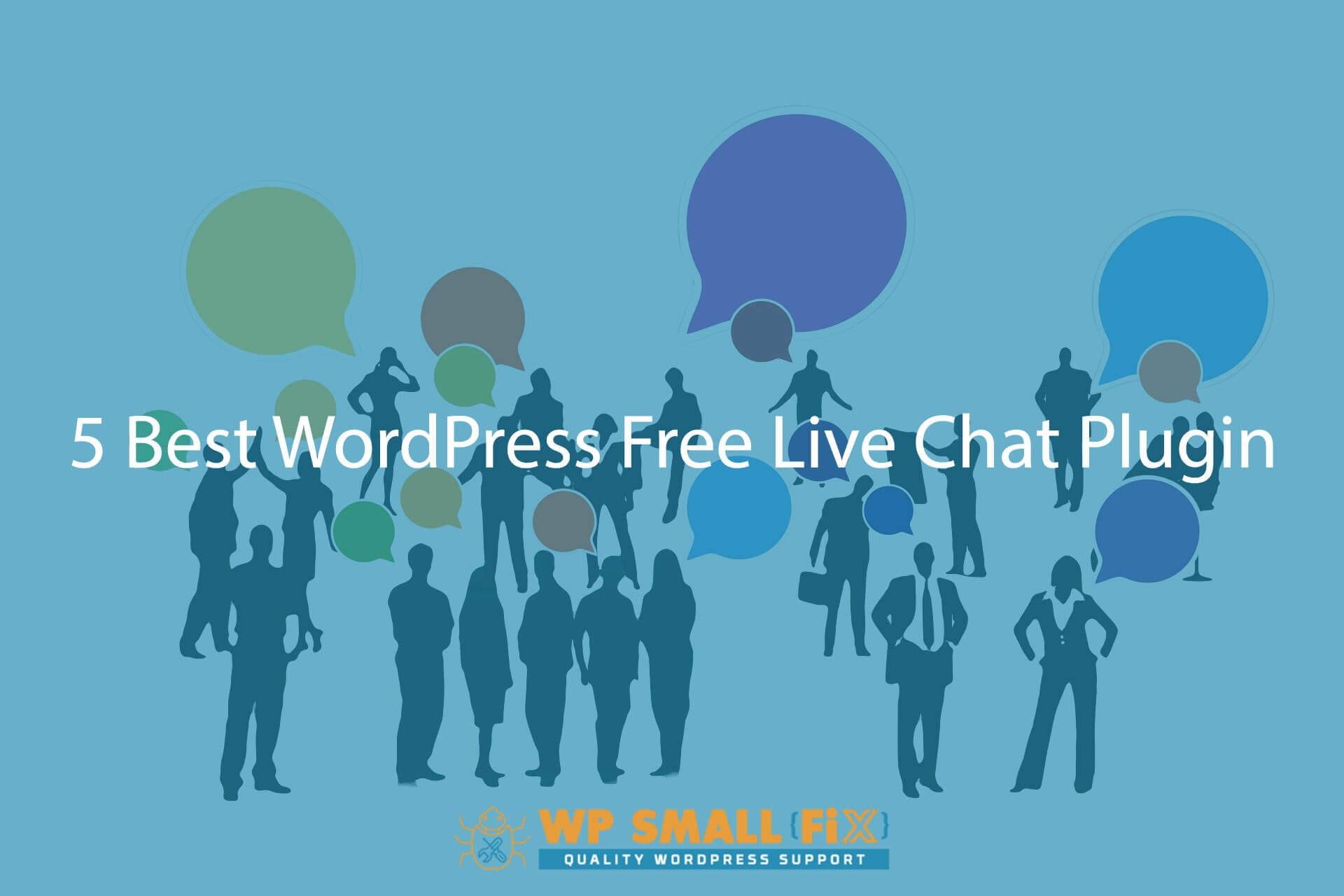5-Best-WordPress-Free-Live-Chat-Plugin