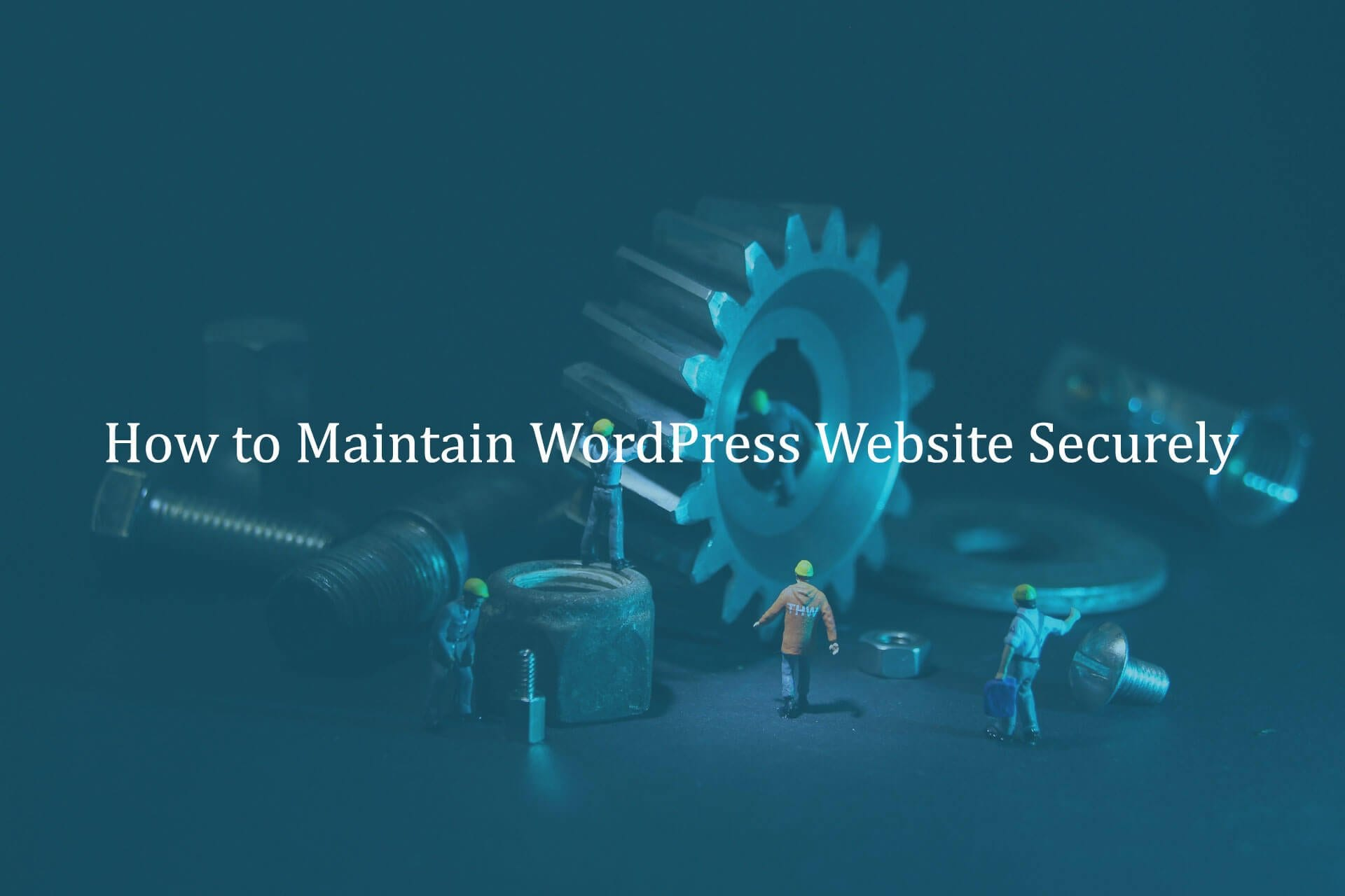 How-to-maintain-WordPress-website-securely